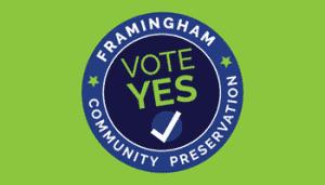 Framingham Community Preservation Logo