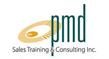 PMD Sales Training logo